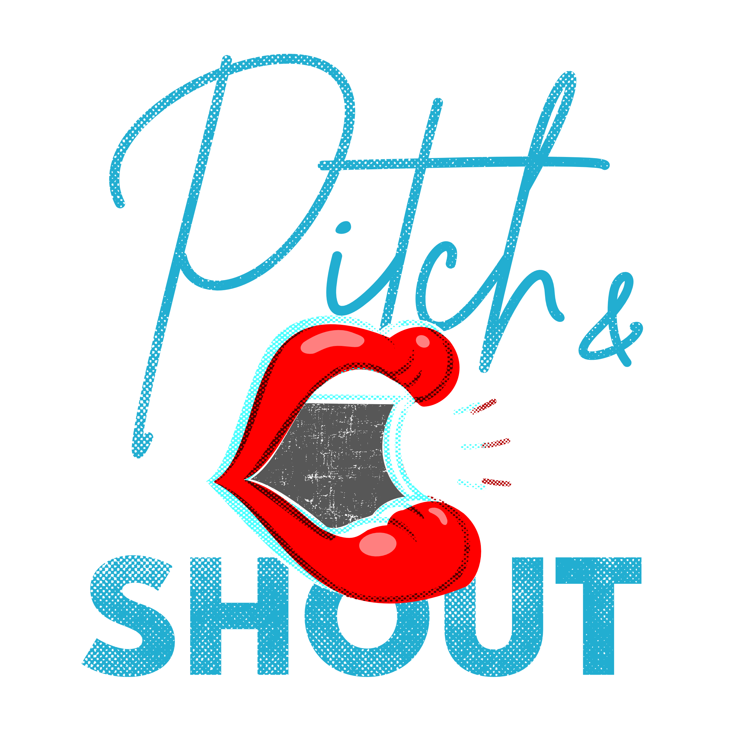 pitch and shout PR
