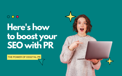 Here's how to boost your SEO with PR